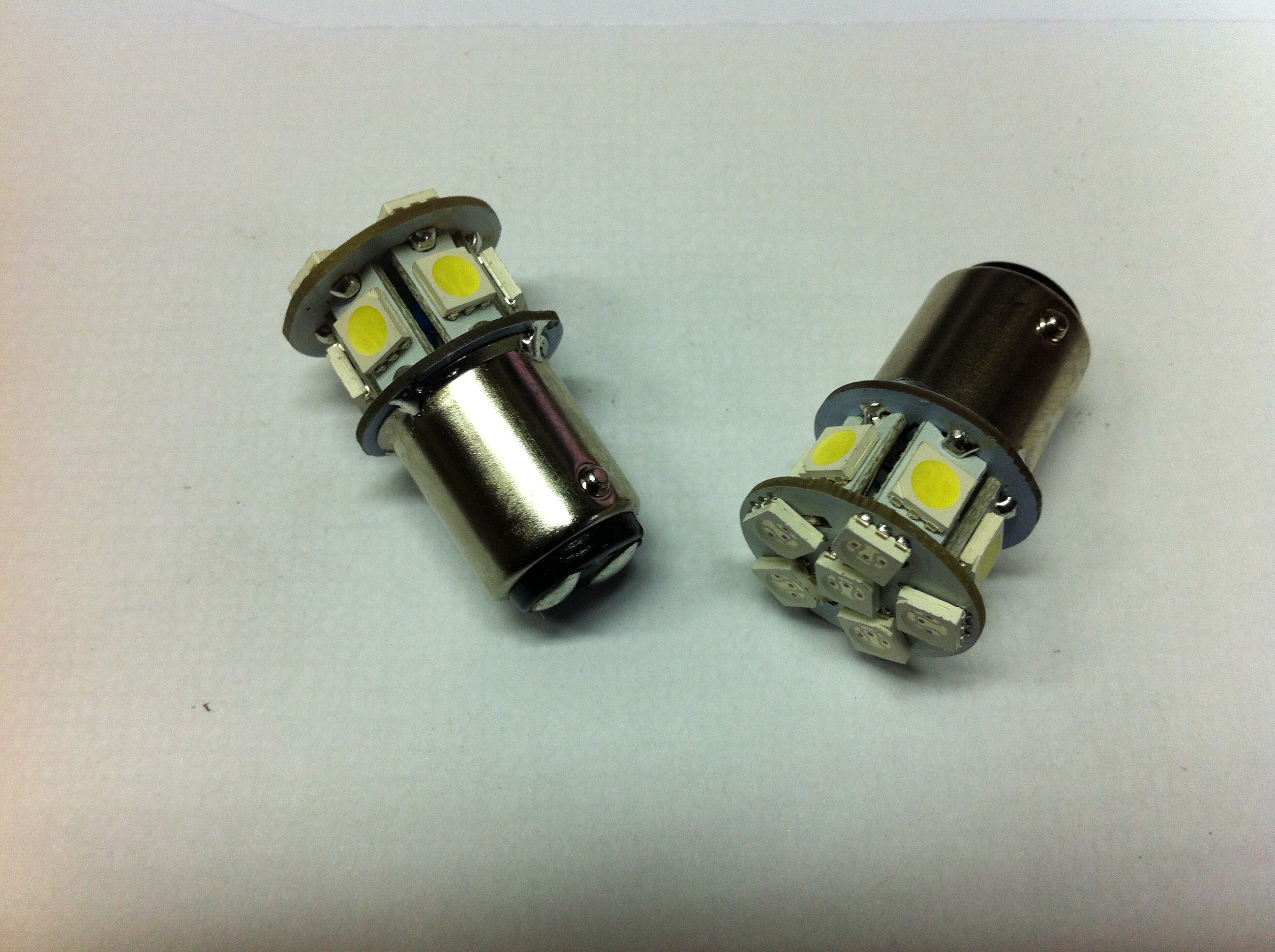 led bulbs for vintage and classic cars and motorcycles